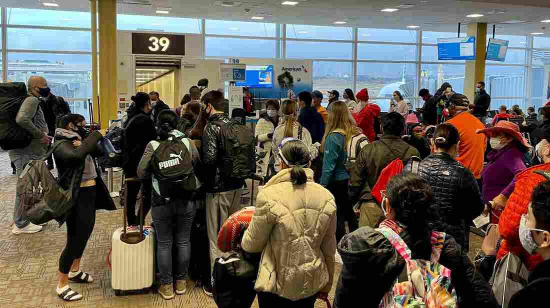 Millions Fly in US Despite COVID Warnings