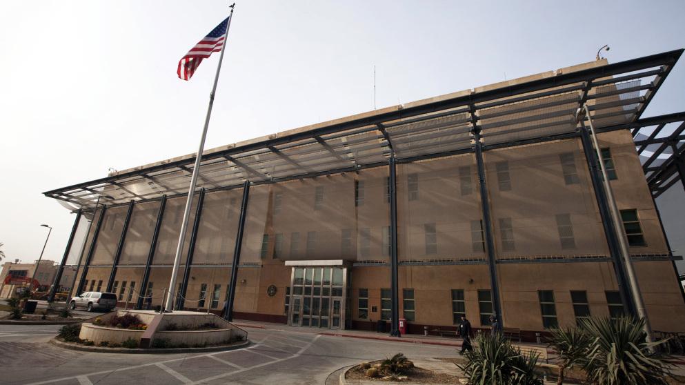 Rocket Attack Hits US Embassy in Baghdad – NPR