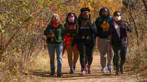 Black Women's Groups Find Health And Healing On Hikes, But Sometimes Racism, Too