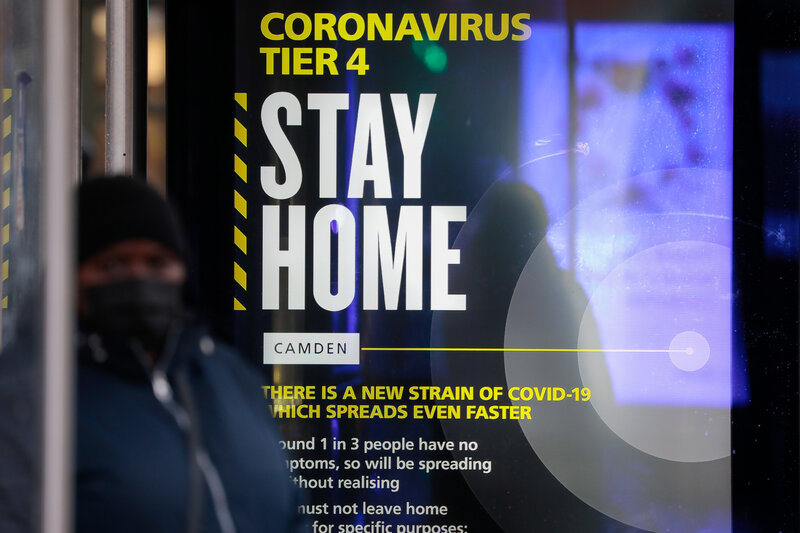 New Variant Of Coronavirus In U K Here S What We Know So Far Goats And Soda Npr