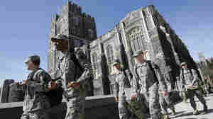 More Than 70 West Point Cadets Accused Of Cheating In Academic Scandal