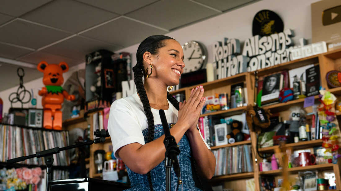 The Best Tiny Desk Concerts Of 2020