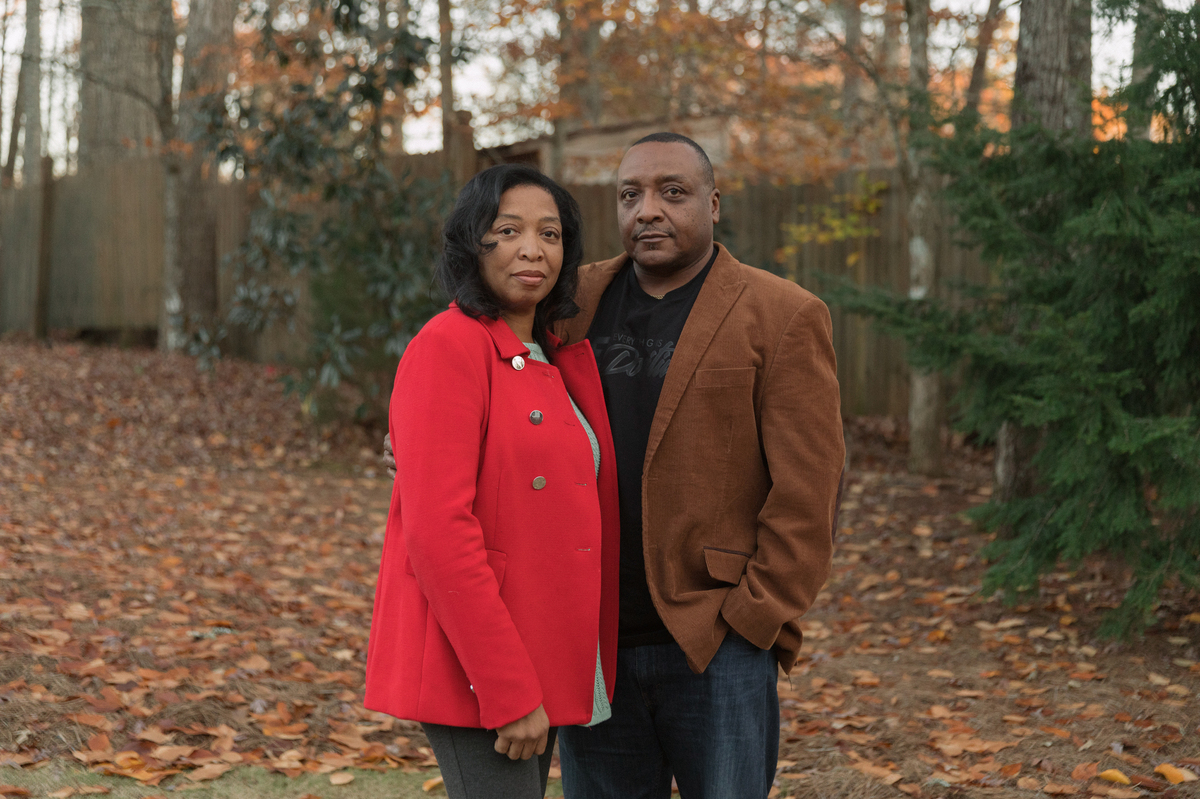 Coronavirus Outbreak In Atlanta's Cascade Area Highlights Racial Disparities : NPR 5