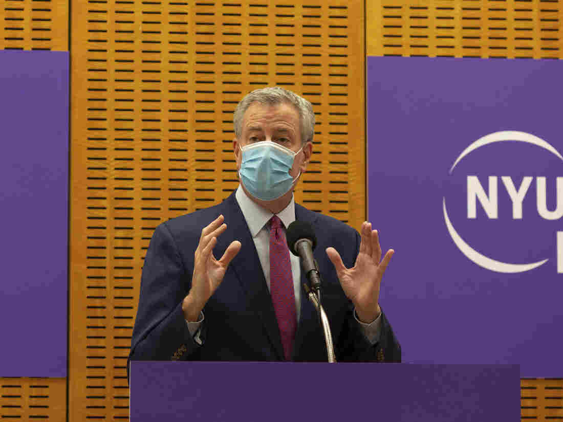 New York City to Enforce Quarantine of All UK Travelers - Mayor