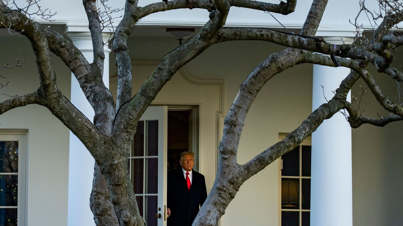 Trump Pardons Roger Stone, Paul Manafort And Charles Kushner