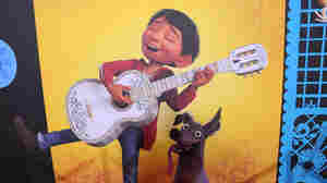 'Coco' Follows A Boy's Journey In A Technicolor Afterlife