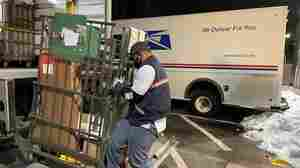Millions Of Christmas Gifts May Arrive Late Due To Overload At The Postal Service
