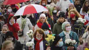 The Women 'Fighting For Freedom' In Belarus