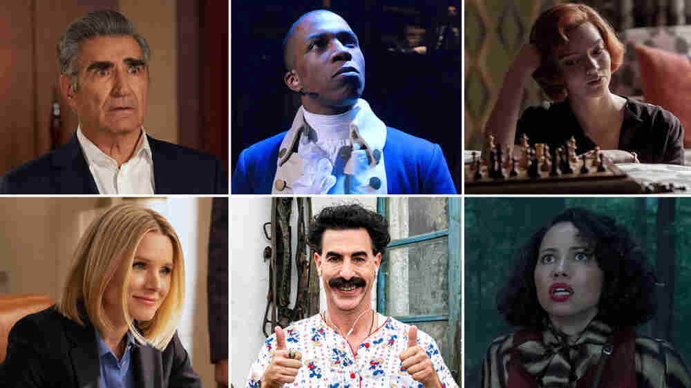 Fresh Air Weekend: The Best TV, Music And Movies Of 2020; Remembering Jazz Legends