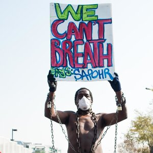 In 2020, Protests Spread Across The Globe With A Similar Message: Black Lives Matter