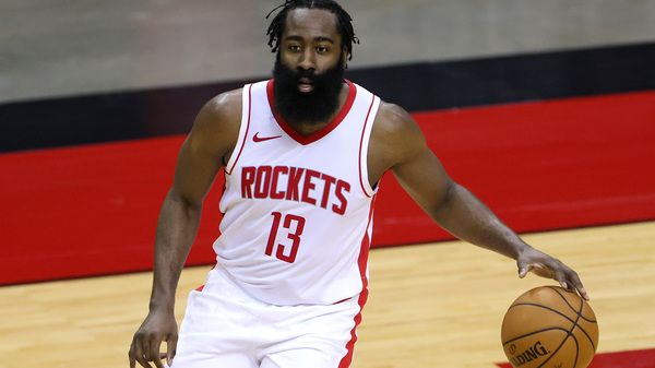 James Harden of the Houston Rockets was fined $50,000 for violating the NBA