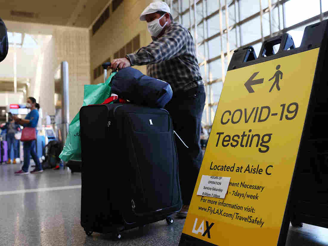 Covid-19: United States imposes tests on UK airline passengers