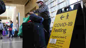 U.S. Now Requires All U.K. Travelers To Have A Negative Coronavirus Test