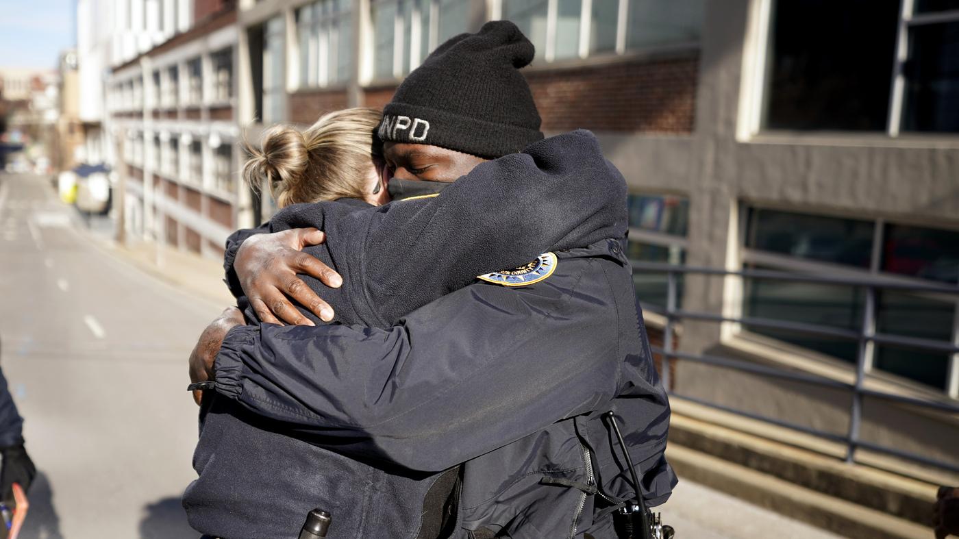 Officials Name Suspect In Nashville Bombing – NPR