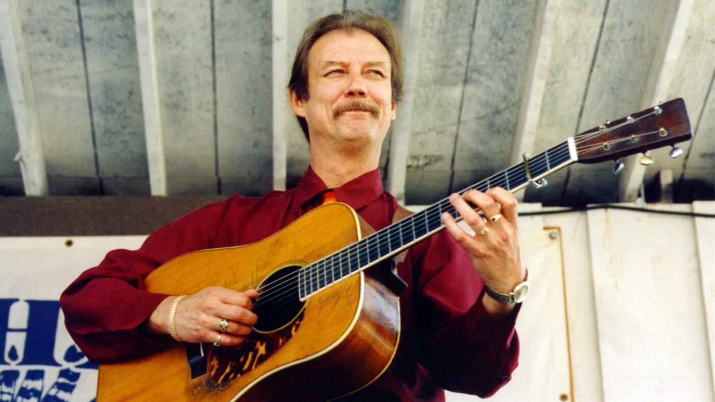 Tony Rice A Giant Of The Acoustic Guitar Dead At 69 – NPR