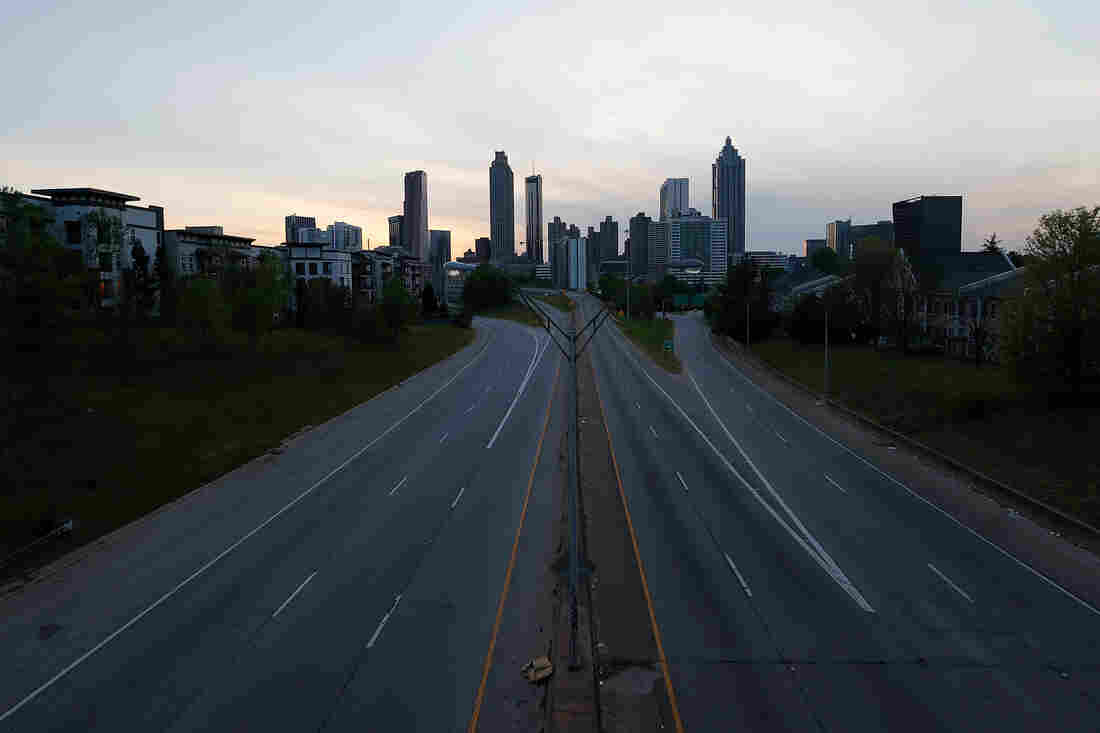 In Atlanta, A Wave Of Coronavirus Deaths And The Questions Left In Its Wake 9