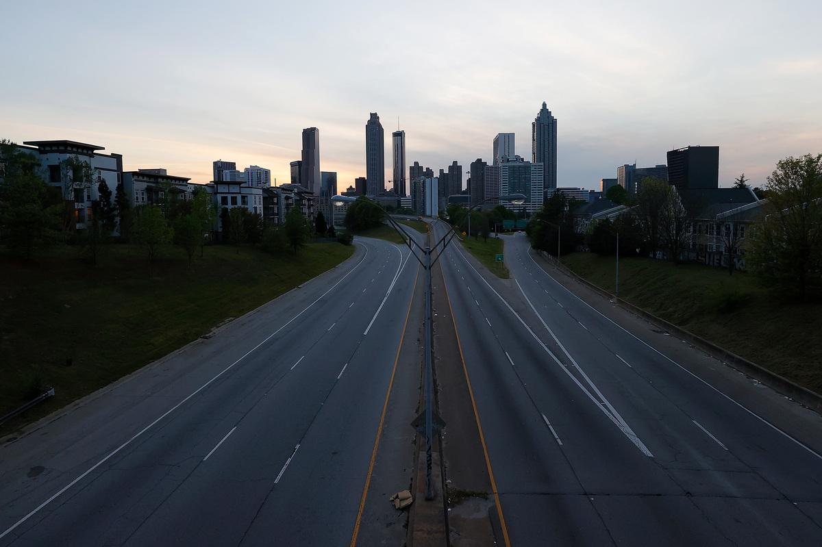 Coronavirus Outbreak In Atlanta's Cascade Area Highlights Racial Disparities : NPR 18