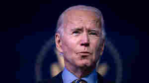 Biden Faults 'Roadblocks' As His Team Manages Transition From Trump