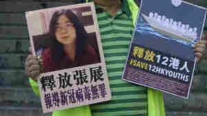 U.S. And EU Condemn Jailing Of Lawyer Who Reported On Coronavirus In Wuhan