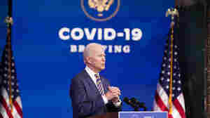 Biden Again Criticizes Trump's COVID-19 Response, Vows To Speed Vaccine Production