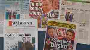 Poland's Government Tightens Its Control Over Media