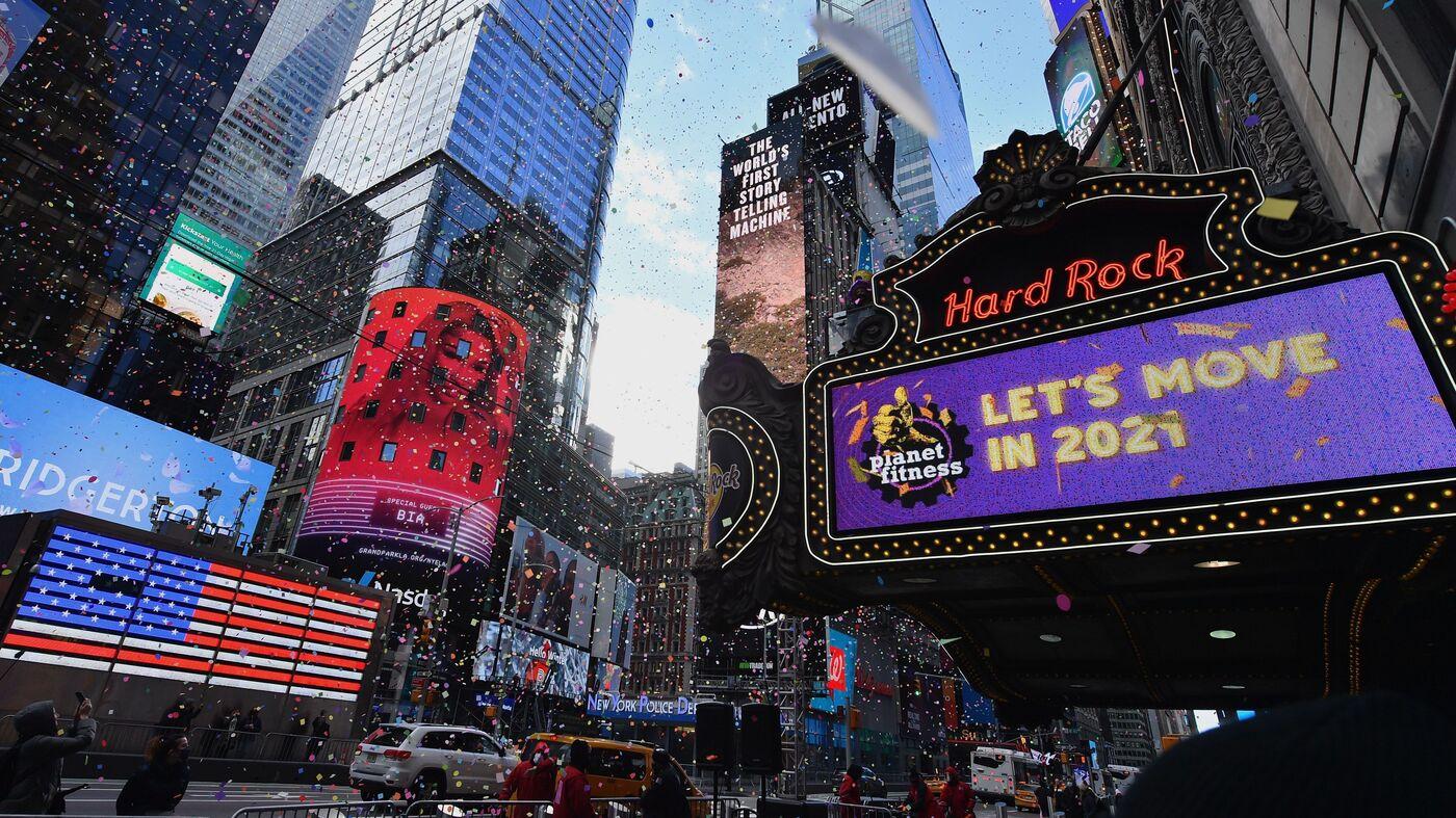 Coronavirus Is Canceling New Year's Celebrations