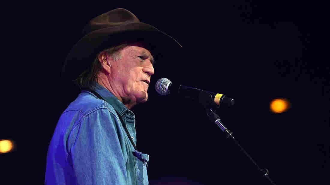 Billy Joe Shaver performs in Nashville in 2013.