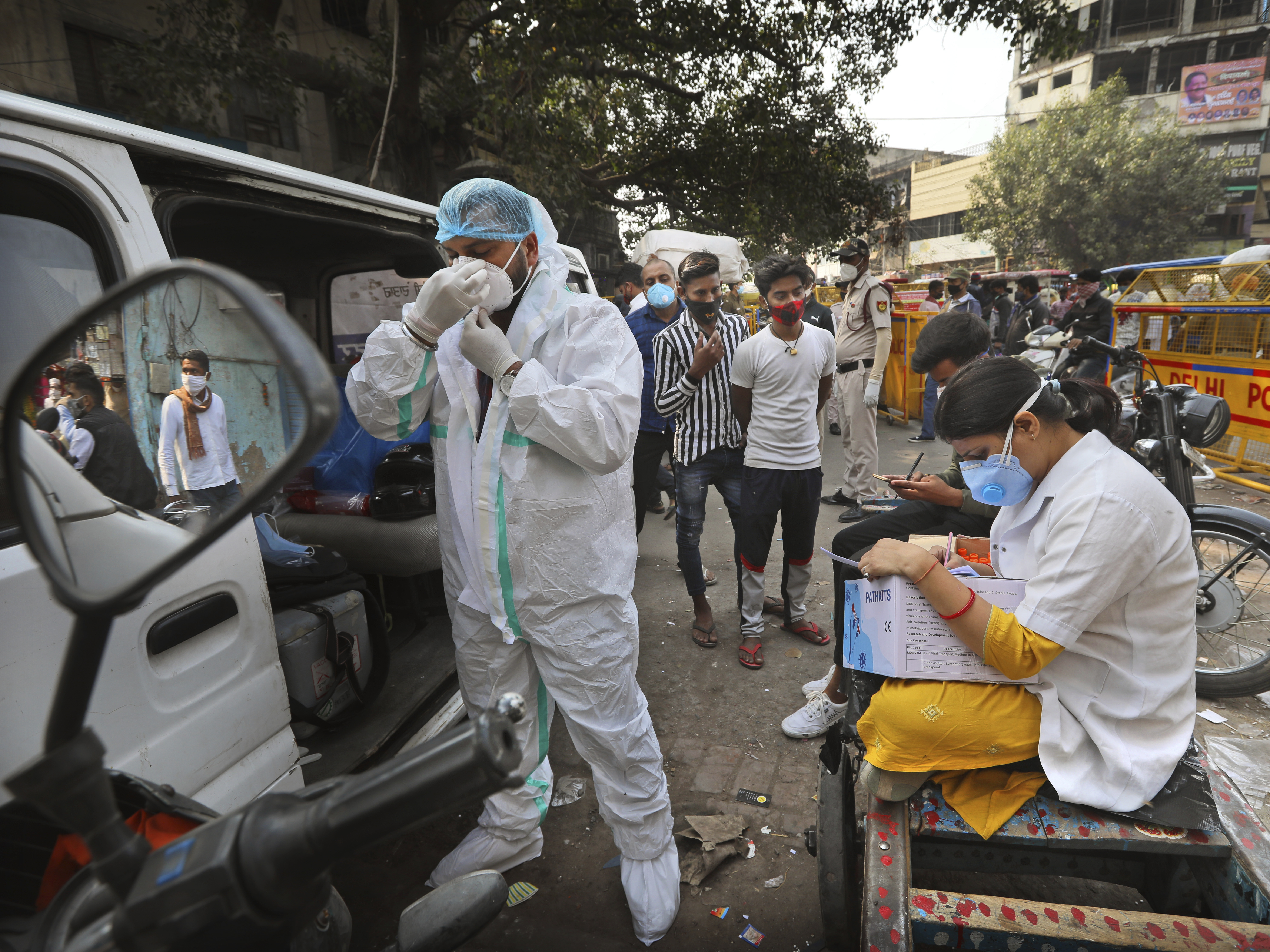 Covid-19: Vaccine distribution in India soon for emergency use