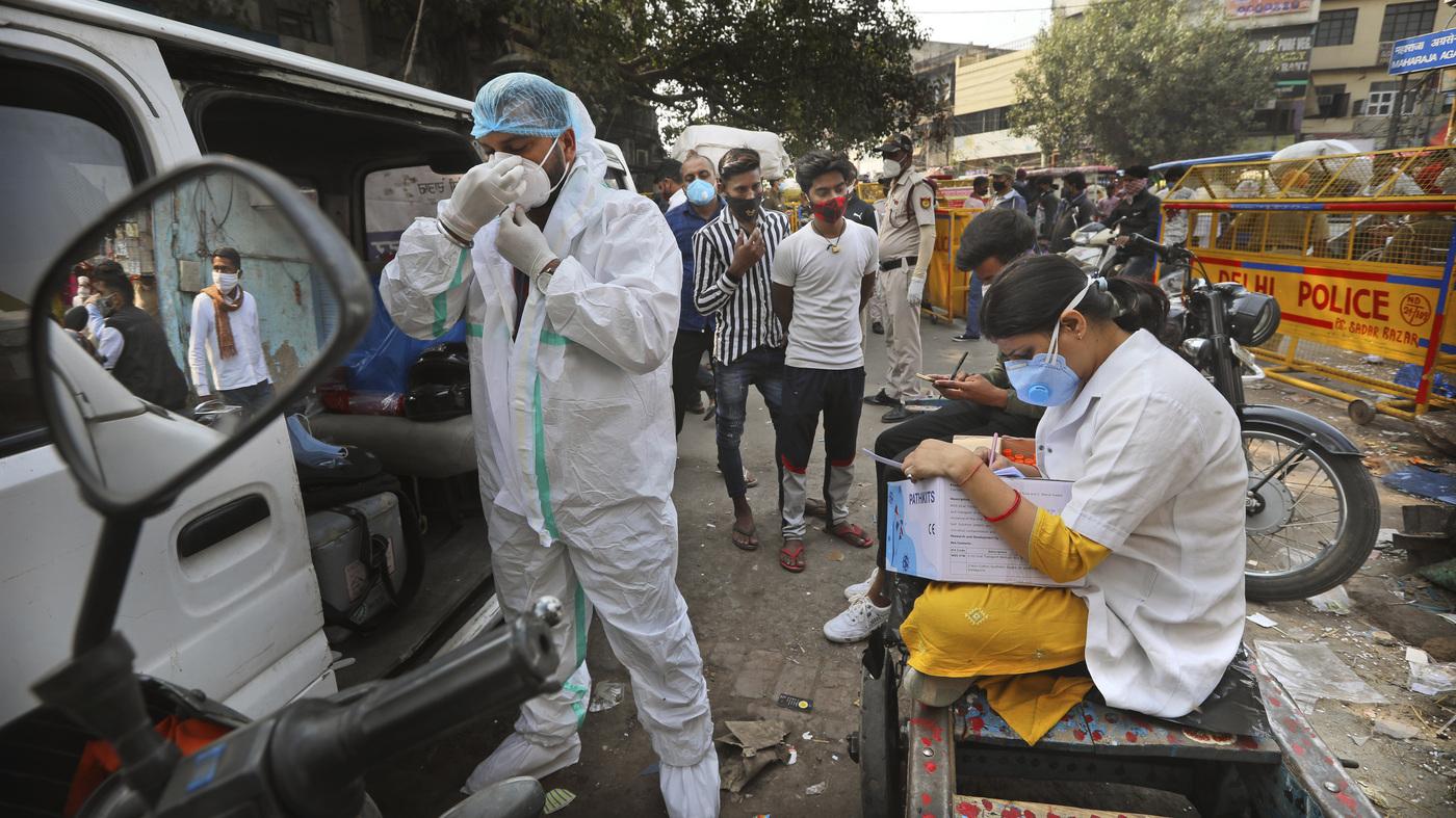 India Authorizes AstraZeneca COVID-19 Vaccine For Emergency Use – NPR