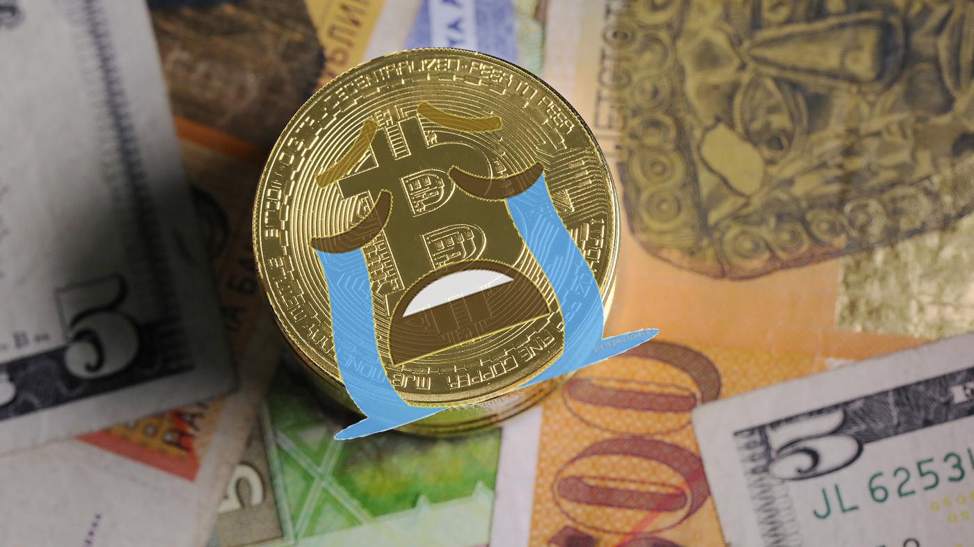 Bitcoin Losers (Classic)