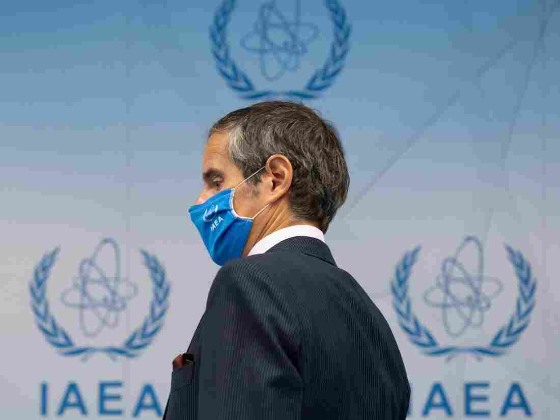 United Nations  nuclear watchdog says Iran plans to enrich uranium up to 20%