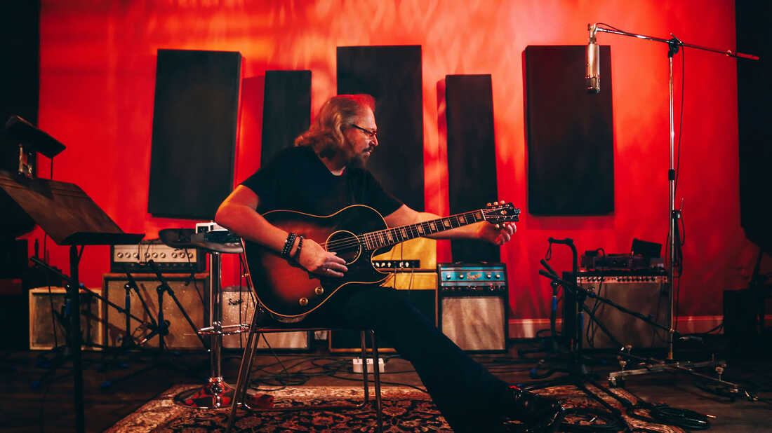 On 'Greenfields,' Barry Gibb Takes The Bee Gees' Legacy To Nashville