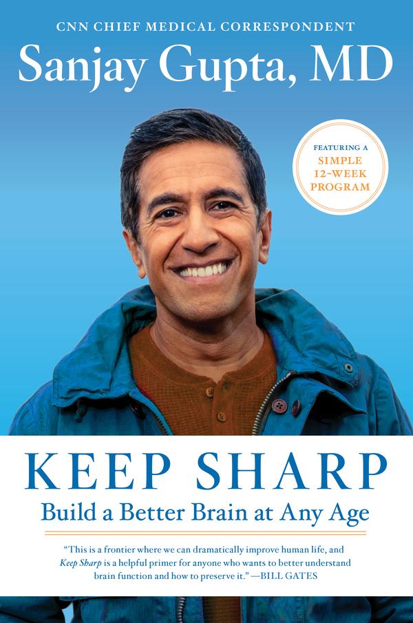Keep Sharp, by Sanjay Gupta