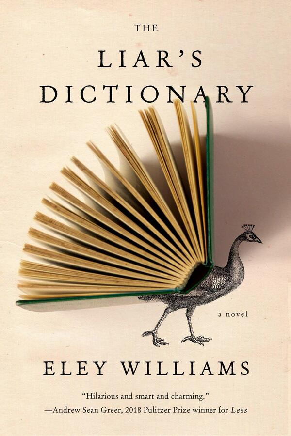 The Liar's Dictionary, by Eley Williams