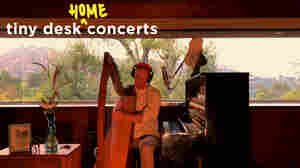 Active Child: Tiny Desk (Home) Concert