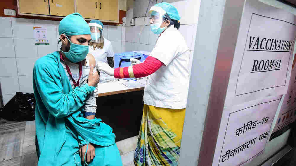 What Will It Take To End The COVID-19 Pandemic?