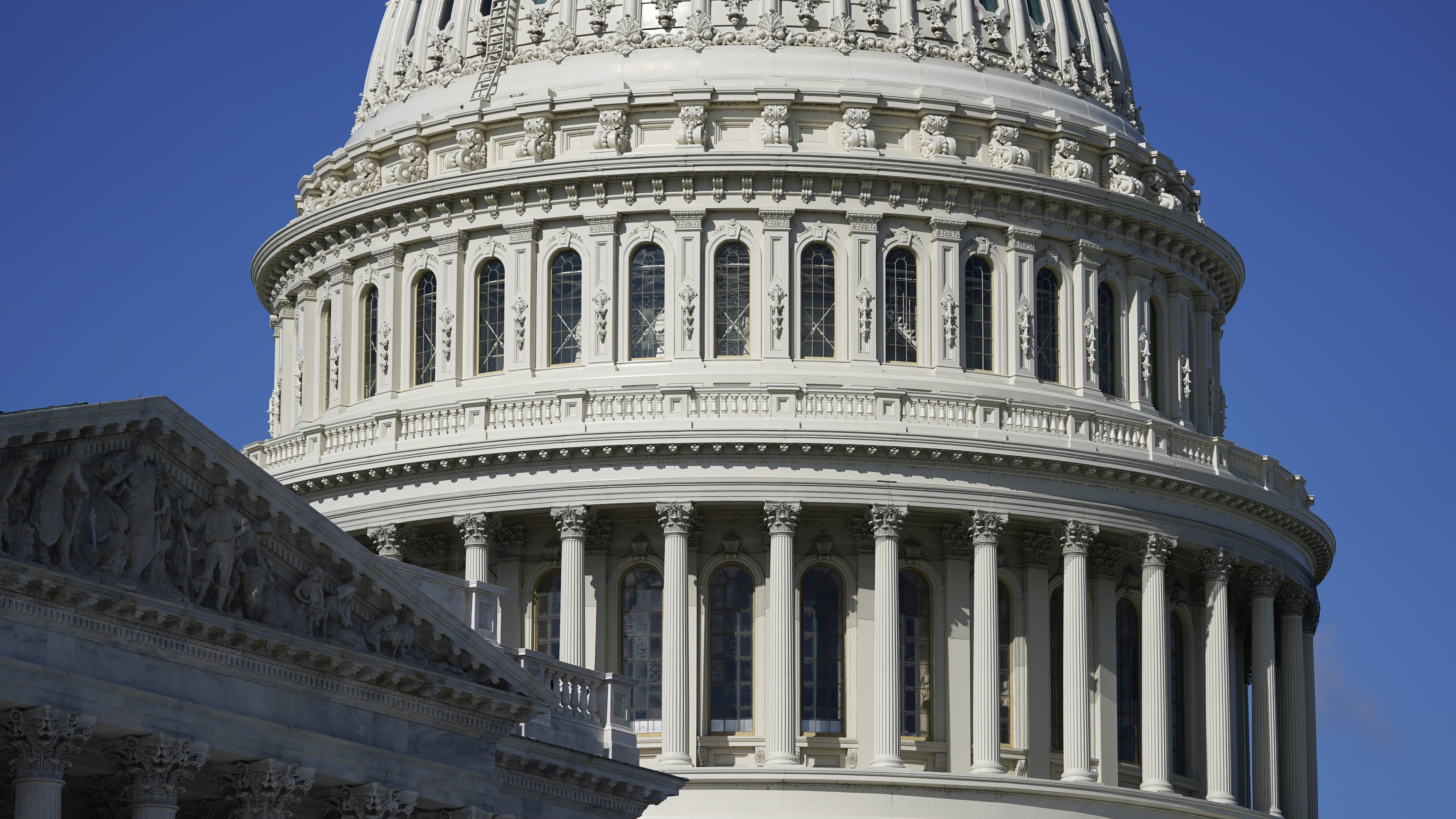 Democrats will have a narrow control of the U.S. Senate. The chamber will be split 50-50, with Vice President-elect Kamala Harris having a tiebreaking vote.