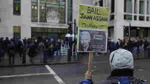 U.K. Judge Rejects Julian Assange's Bail Request, Citing Flight Risk