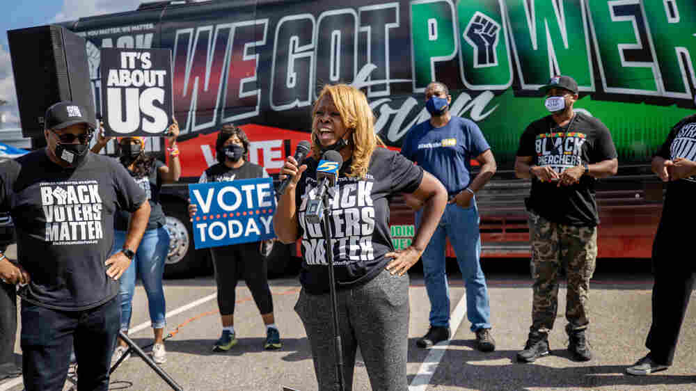 Black Voters Matter Co-Founder: Black Voters In Georgia Fuel 'New Southern Strategy'