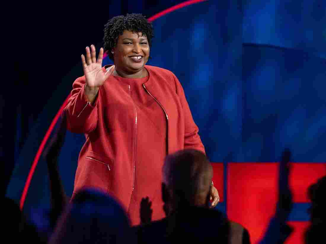 Stacey Abrams was featured on the School of Life episode of TED Radio Hour.