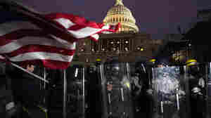 PHOTOS: Mayhem Erupts In D.C. As Pro-Trump Extremists Storm U.S. Capitol