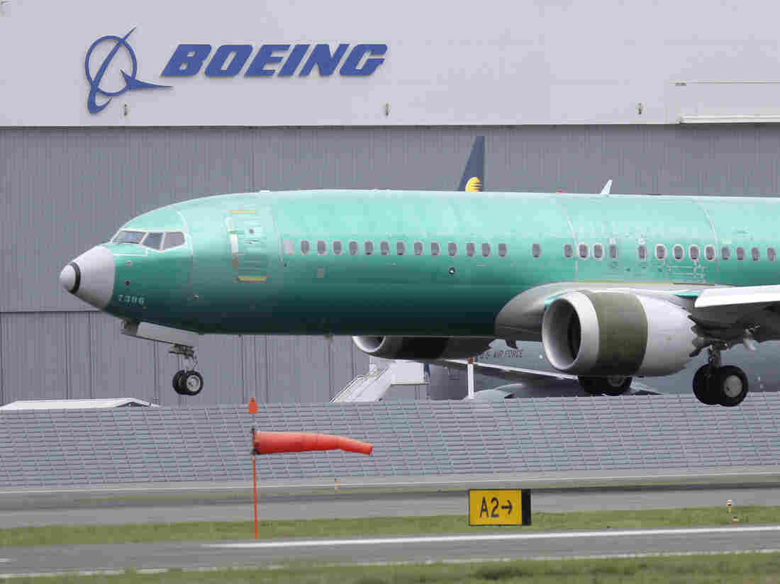 Boeing To Pay .5 Billion Over 737 Max Fraud, Faces No Other Charges
