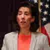 Rhode Island Gov. Gina Raimondo Is Biden's Commerce Secretary Pick