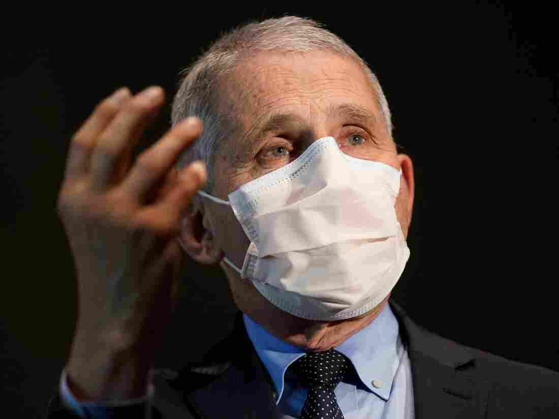 Fauci: Vaccine Rollout Should Have Been Better