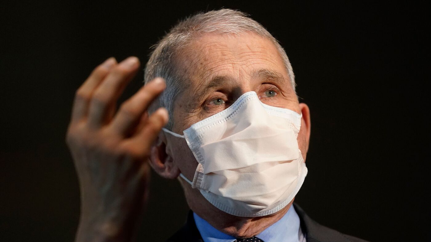 Fauci Says U.S. Needs More Time To 'Catch Up' On Vaccine Rollout – NPR