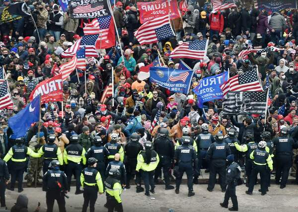 Pro-Trump extremists stormed the U.S. Capitol on Wednesday and quickly overran unprepared U.S. Capitol Police officers on the scene. Lawmakers and other staffers had to be evacuated after rioters breached the building.