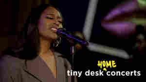 Jazmine Sullivan: Tiny Desk (Home) Concert