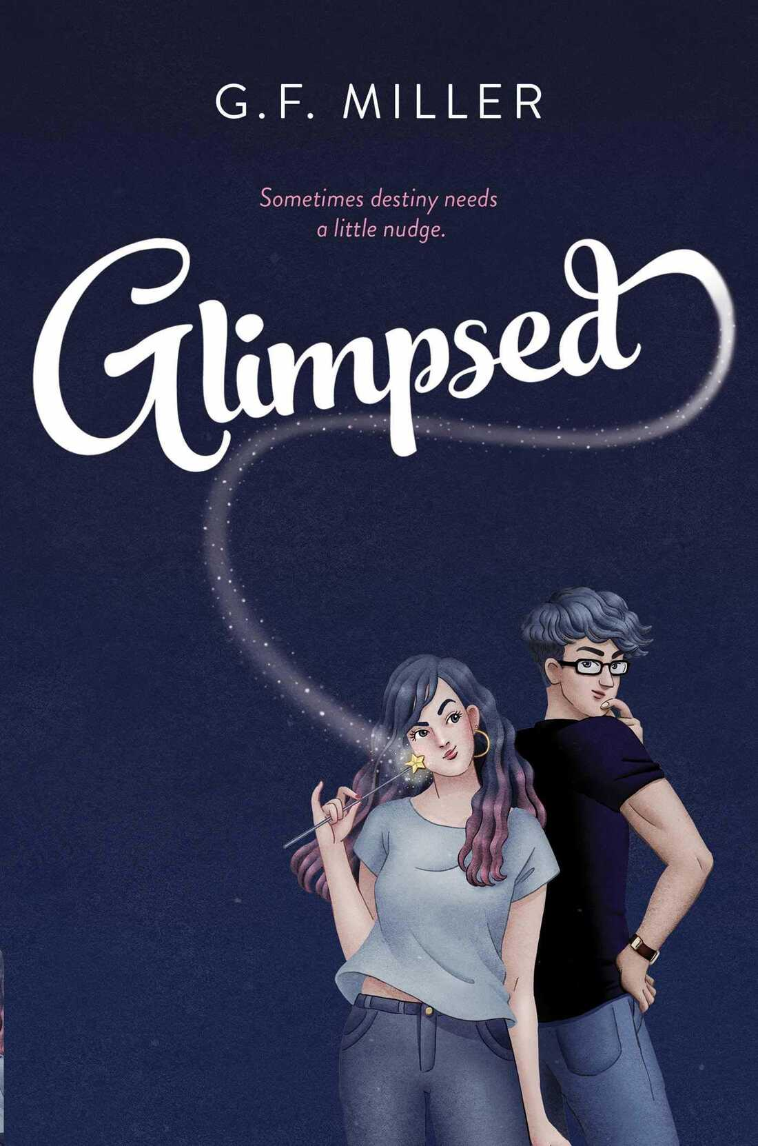 Glimpsed, by G.F. Miller