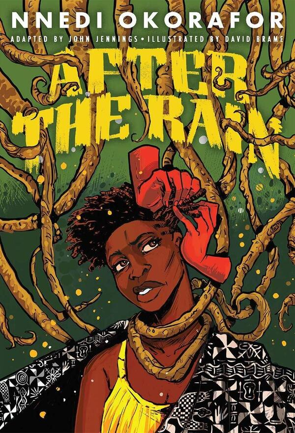 After the Rain, by Nnedi Okorafor, adapted by John Jennings and David Brame