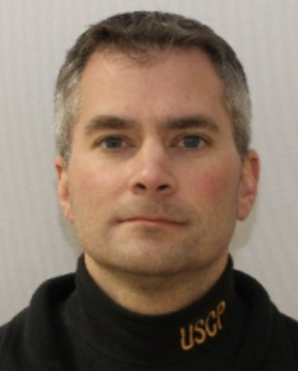 Officer Brian Sicknick, 42, died after sustaining injuries in the line of duty at the U.S. Capitol. (U.S. Capitol Police)